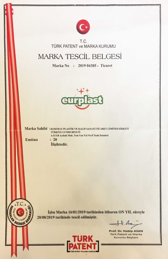 Eurplast Araba Yedek Parça / Car Spare Parts